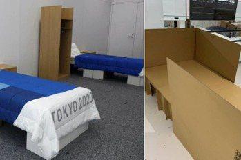 東奧選手村的「紙床架」尿床會垮?美長跑選手決定睡地板