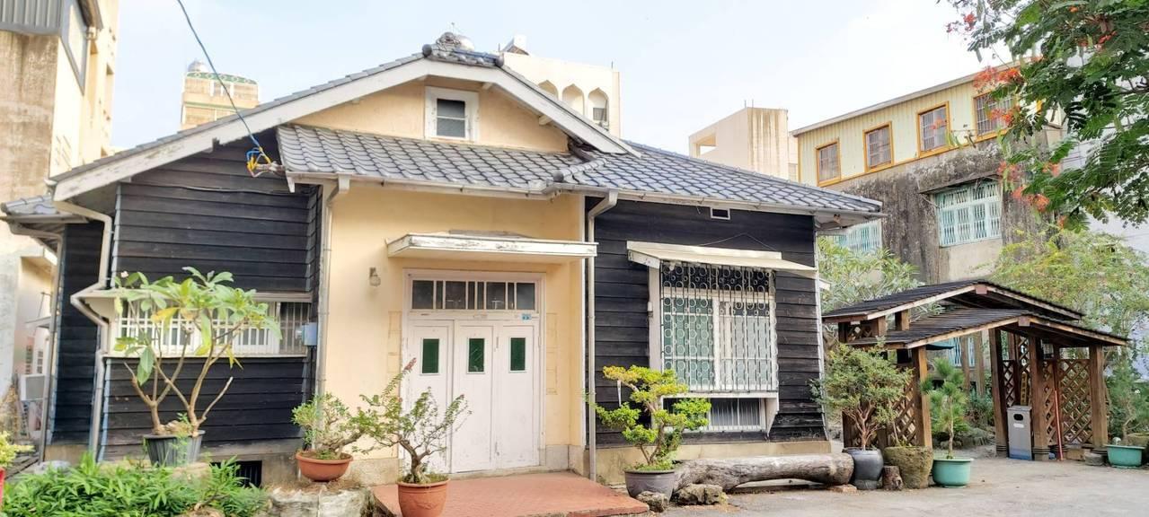 台南六甲毛昭川醫師老屋重新整修,近期已完工。 圖/陳啟榮提供