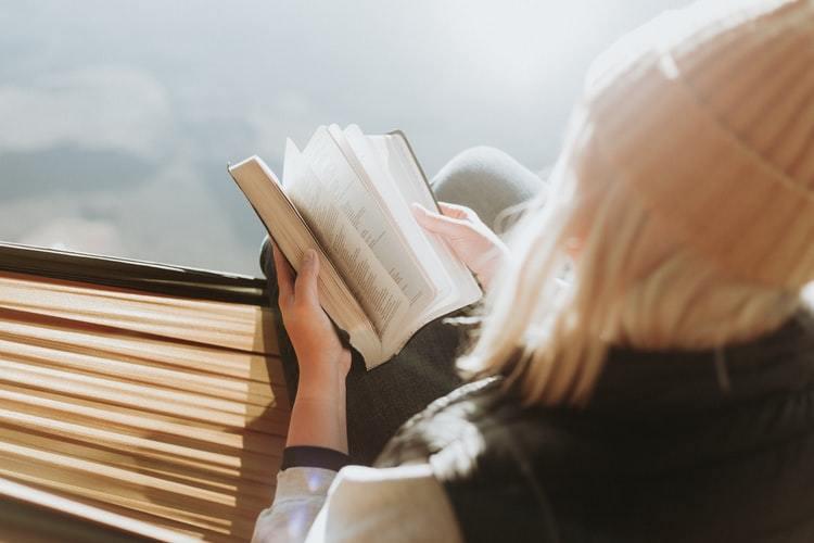 不管你讀了什麼樣的書,當你開始寫作之後,你會發現自己看書注意到的「重點」開始轉變...