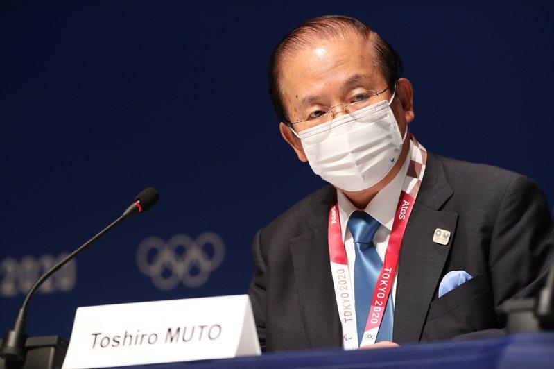 武藤敏郎。 新華社