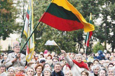 「台立友好」遠方國度立陶宛(上):相似的歷史,與自由浪漫的追隨者