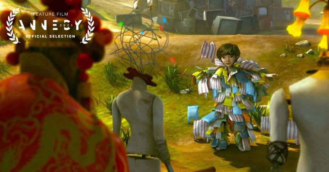 「廢棄之城」入選紐約亞洲電影節。圖/擷自臉書