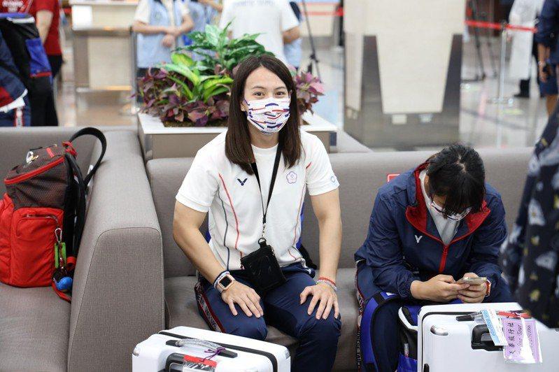 東京奧運中華代表團因選手搭經濟艙、官員搭商務艙引發風波。 截圖自中華奧會粉絲團