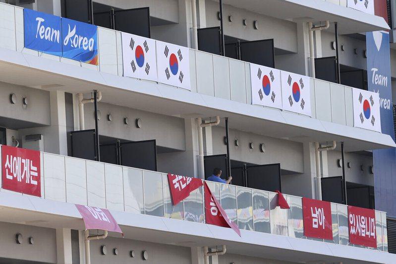 韓國的大韓體育會向韓國東京奧運代表團宣導勿在選手村食用日本福島縣等地所生產食材。 美聯社