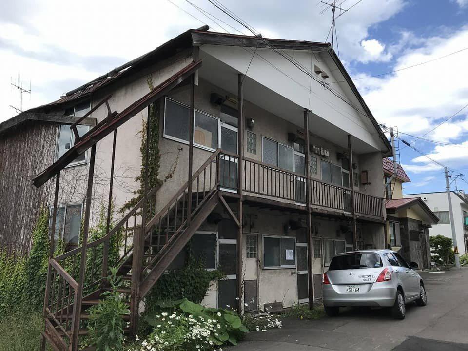 吳淡如5年前以80萬日幣的價格買下這間老旅館。圖/摘自臉書