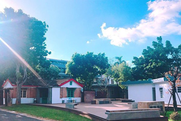桃園市文化局在馬祖新村規畫「眷味食堂」公開標租,廣邀各方具眷村元素的美食及業者進駐。圖/桃園市文化局提供