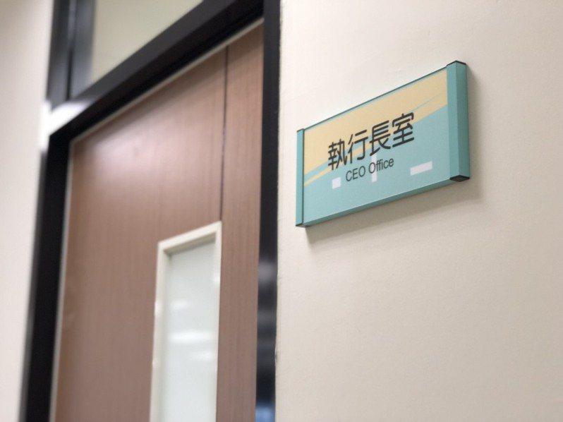 陳政聞請辭獲准,他說,已麻煩同事協助他打包私人物品,辦公室已經清空。記者王慧瑛/攝影