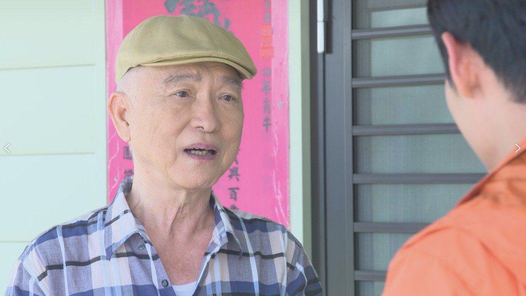 范鴻軒客串8點檔「黃金歲月」。圖/民視提供