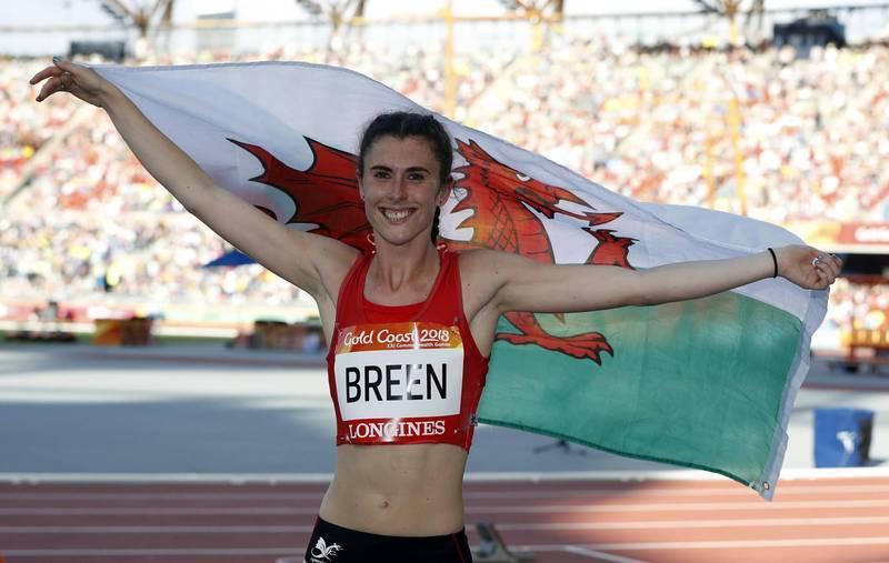 兩屆帕奧會冠軍、英國國田徑選手布林表示,日前在英國錦標賽後一名官員告知她的運動短...