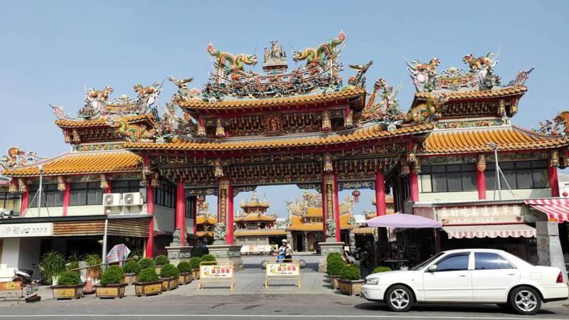 台東縣多數寺廟都在等候726大限的結果。圖為天后宮。本報資料照片