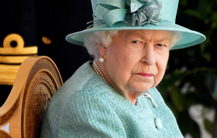 伊麗莎白二世女王也被孫子接二連三的舉動弄得很煩惱。圖/路透資料照片