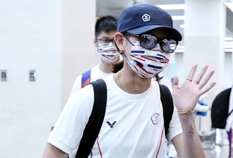 戴資穎的經濟艙事件,拉住台灣民眾對奧運的關注,也反應出台灣政府對運動選手重視程度在那裡。 記者侯永全/攝影