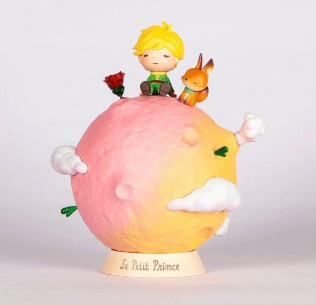 小王子 X 牛奶玩具第七棉花糖星球大公仔,博客來活動價1,680元。圖/博客來提...