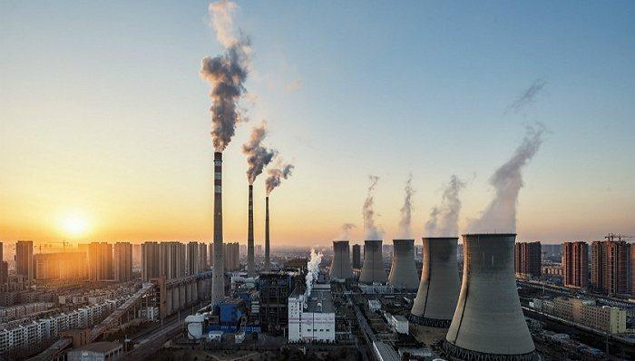 穆迪發布的報告顯示,大陸各省分實施碳轉型的速度會不均衡,河北和遼寧等北部工業大省可能更難實現這些目標。(圖/取自人民視覺)