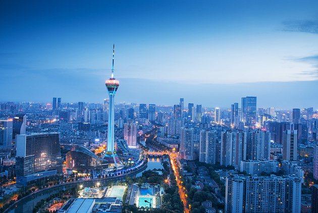 亞洲開發銀行預測今年大陸經濟增長率有望達到8.1%。(圖/取自新浪網)