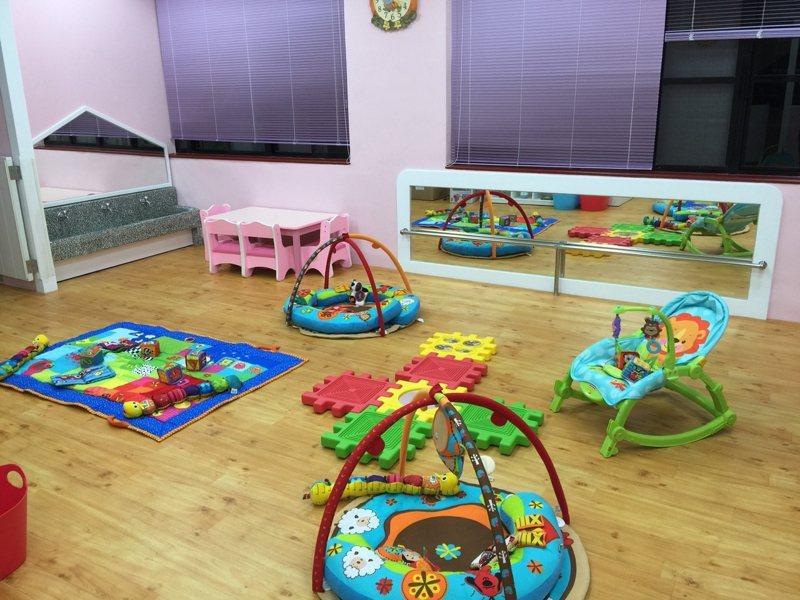 宜蘭公私立托嬰中心「微解封」收托。圖/縣府提供