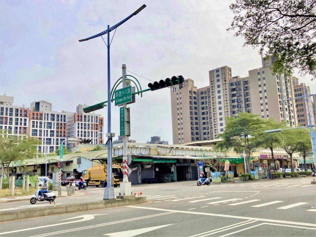 環球購物中心去年底標下台中市11期重劃區「市31」BOT案基地。記者宋健生/攝影