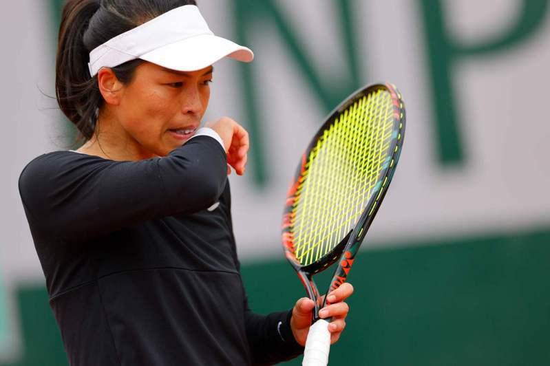 針對謝淑薇的質疑,中華民國網球協會也在今天作出澄清。 法新社