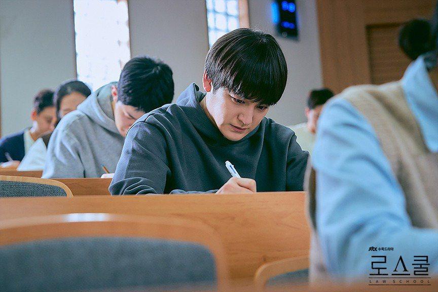 圖為韓劇《Law School》劇照。示意圖。 圖/JTBC