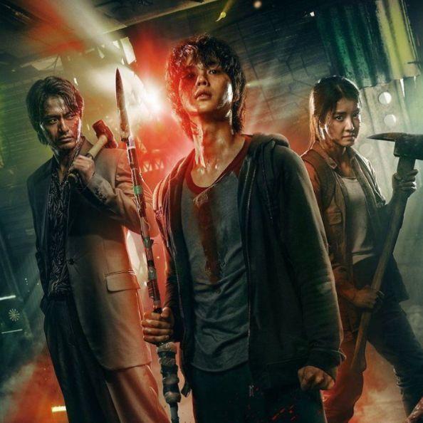 《Sweet Home》宋江、李陣郁(左1)、李到晛與李是英年底都將回歸演出第二...