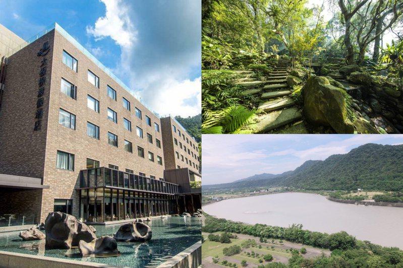 圖/大板根森林溫泉酒店臉書、業者提供