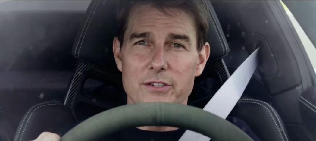 阿湯哥Tom Cruise駕駛Porsche 911 GT3為新戲《捍衛戰士:獨...