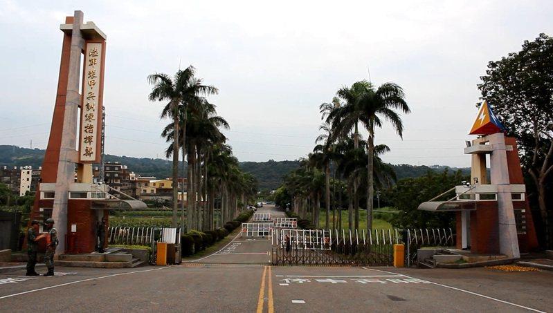 外傳新竹縣湖口鄉的裝甲兵訓練指揮部出現確診者。聯合報資料照片