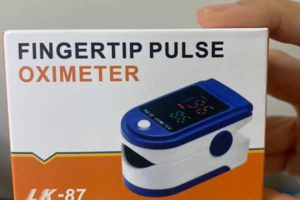 血氧機。圖/士檢提供