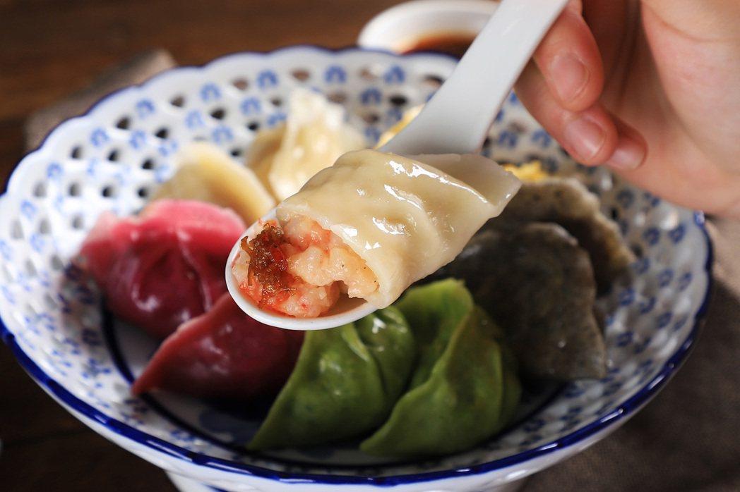 台南晶英「辦桌餃」_XO醬雙脆餃。