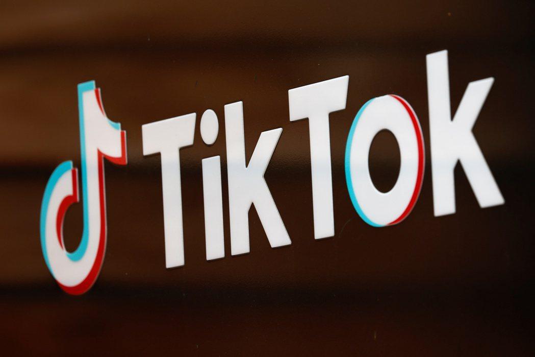 短影音娛樂平台TikTok抖音。 路透社