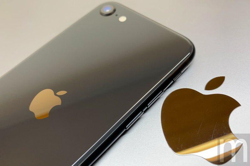 ▲2020年推出的iPhone SE
