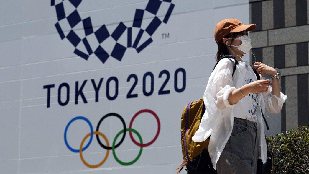 在新冠肺炎疫情陰影下,東京奧運23日揭開序幕。美聯社