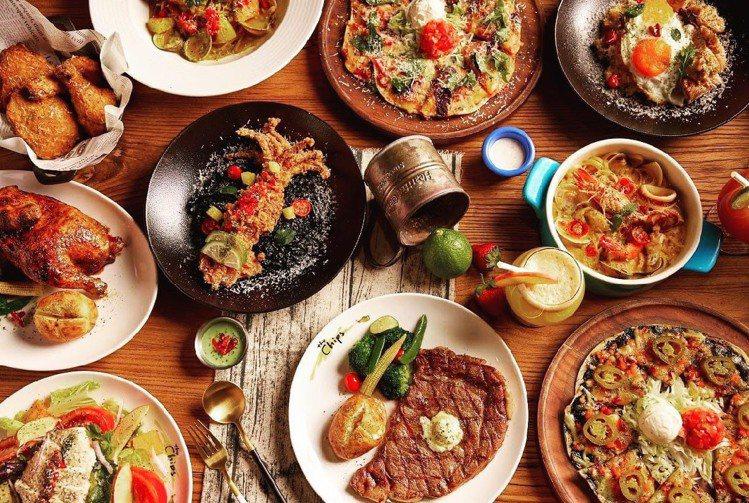 環球購物中心板橋車站「the Chips」推出餐點外帶69折優惠。圖/環球購物中...
