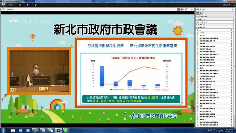侯友宜表示,新北會全力增加就業機會,協助失業勞工回到職場。圖/擷至新北市網站