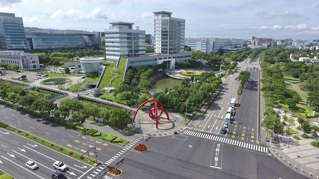 台中近年城市發展快速,中科園區產業群聚進駐更帶來人口成長。記者宋健生/攝影