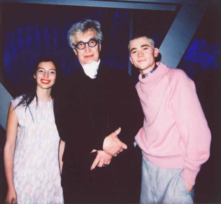 Salvatore Ferragamo秋冬系列形象廣告,邀請曾三度獲得奧斯卡獎提...