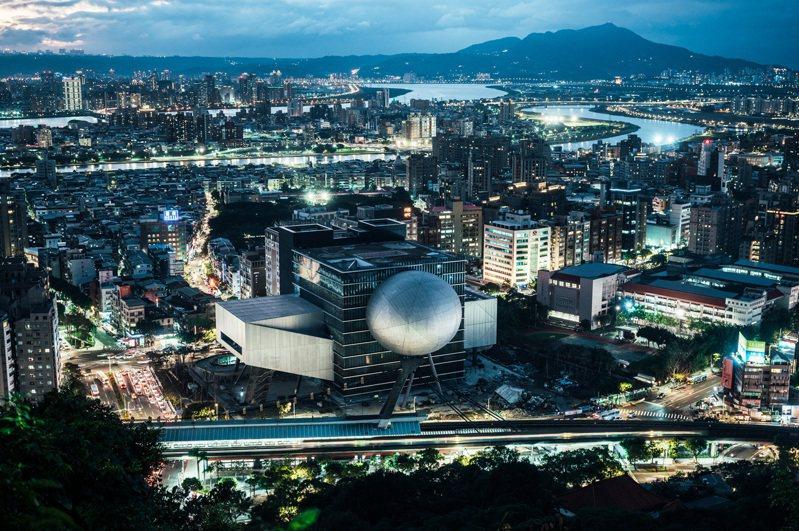 台北表演藝術中心預計今年完工,入選時代雜誌百大景點。圖/北藝中心提供