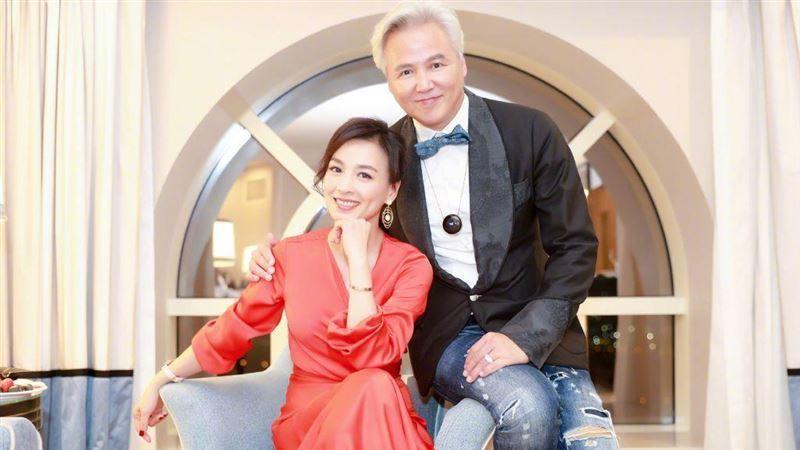 張庭、林瑞陽夫妻捐款500萬人民幣給鄭州。圖/摘自微博