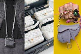 精品們還在瘋「迷你包」!四大品牌新款一次整理給你