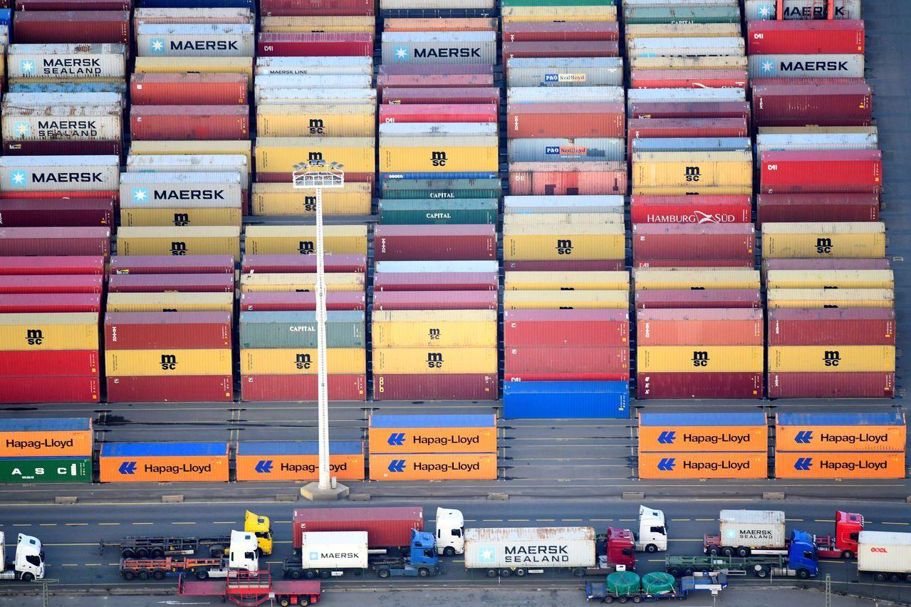 美國擬查九大貨櫃輪公司 是否濫用市場實力