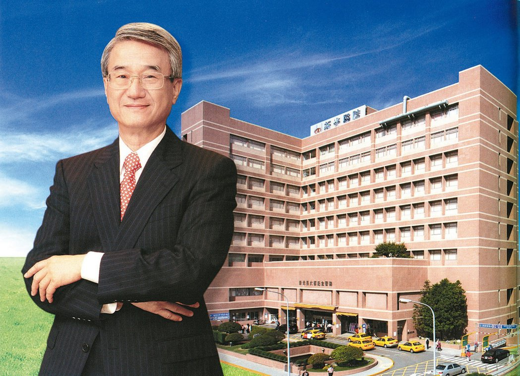 新光醫院董事長吳東進 (本報系資料庫)