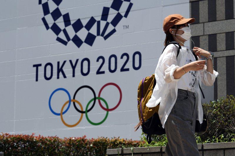 延後一年才舉辦的東京奧運,仍然沒能擺脫新冠疫情的打擊。  (美聯社)