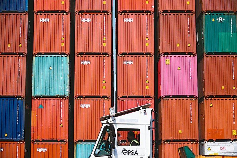 日本与南韩出口强劲成长。(路透)(photo:UDN)