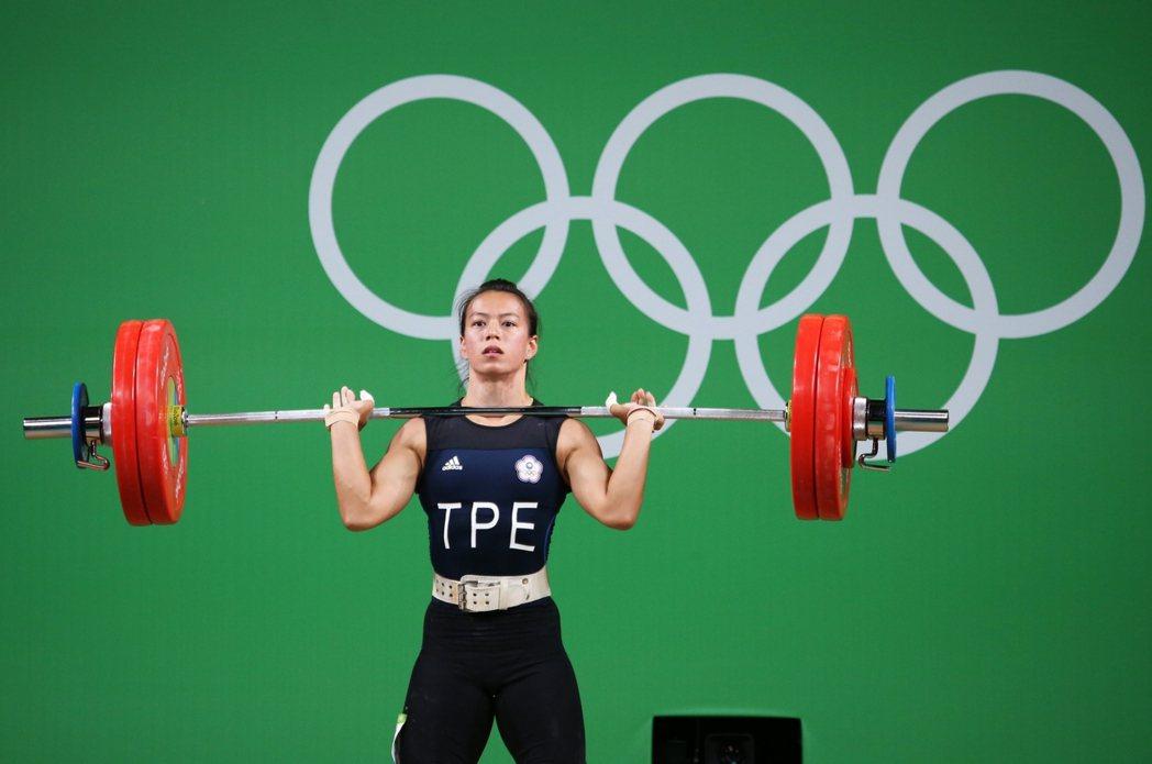 里約奧運獲得銅牌的郭婞淳,把奪金視為本屆參賽唯一目標。 圖/中華奧林匹克委員會提...