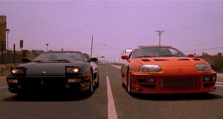 1995年的Toyota Supra真的會比同年的Ferrari 355值錢嗎?