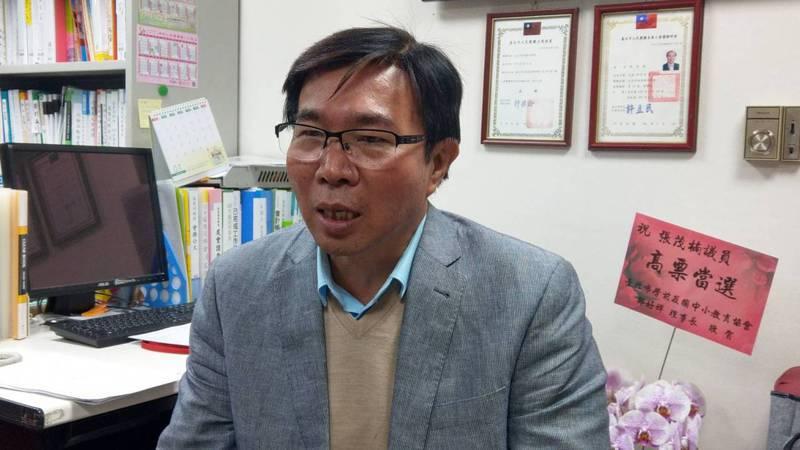 台北市議員張茂楠。聯合報系資料照/記者楊正海攝影
