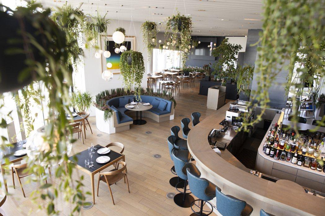 THE SUN & THE MOON餐廳白天提供以法式料理為基礎的「After ...