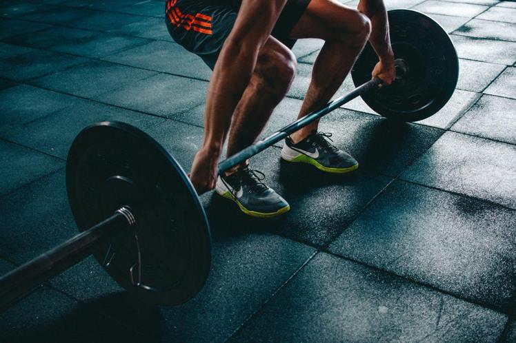 腿部訓練也很重要。圖/摘自Pelexs