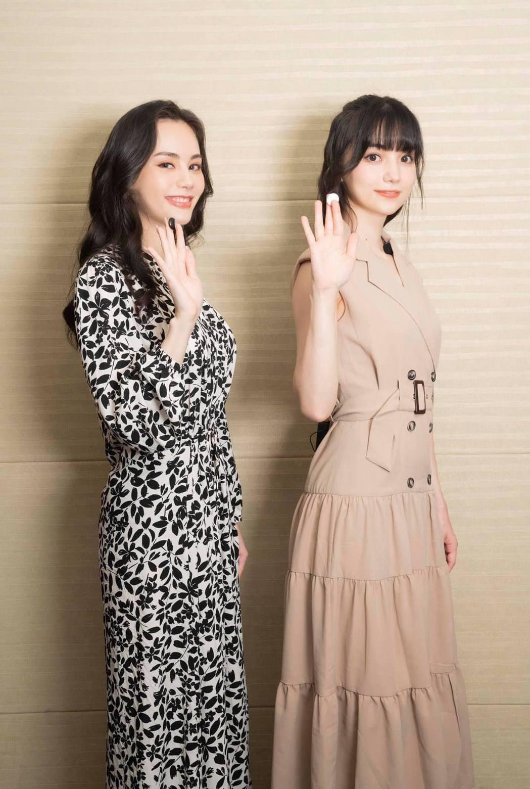 黑嘉嘉與姊姊黑萱萱。圖/擷自臉書
