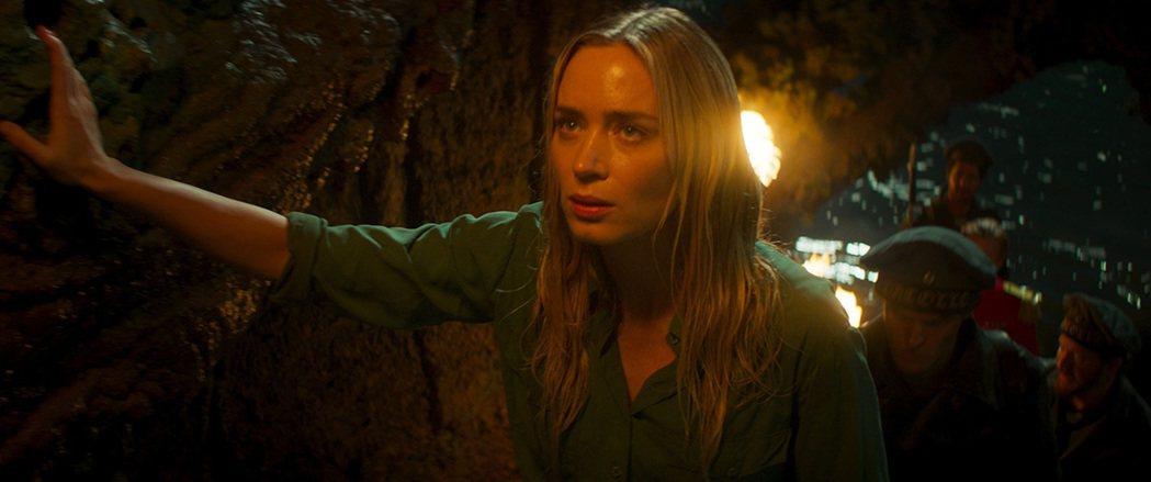 ▲超華麗雨林場景就是要搭配大螢幕看才對味!觀眾可以趁機重溫電影院獨有的神奇光影魔...